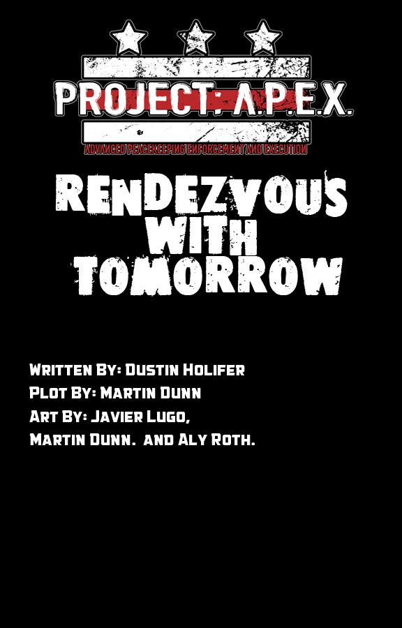 Rendezvous with Tomorrow!